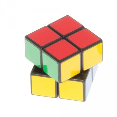Rubikova kostka - mini verze 2x2