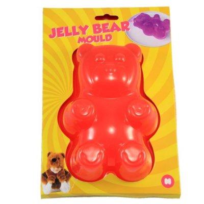 Forma na želé-medvěd