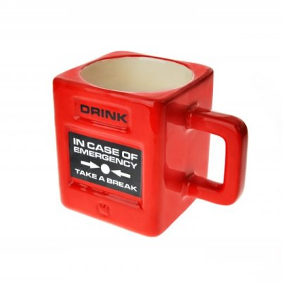 Hrnek - Fire Alarm