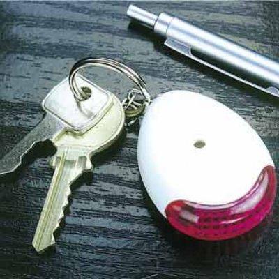 Vyhledávač klíčů - Key Finder - Bílá