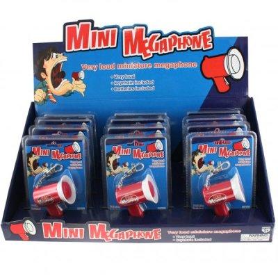 Mini megafon na klíče