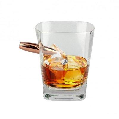 Whisky sklenička - Last man standing