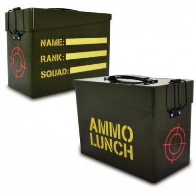 Svačinová krabička Ammo