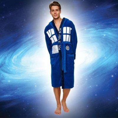 Pánský župan Star Wars - Dr Who Terdis