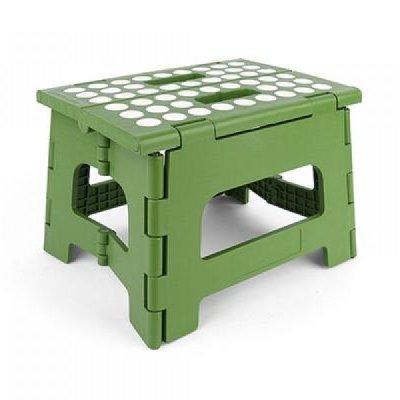 Skládací stolička - zelená