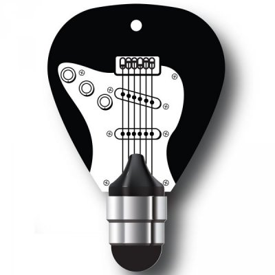 Stylus na dotykové displeje - App writer - kytara