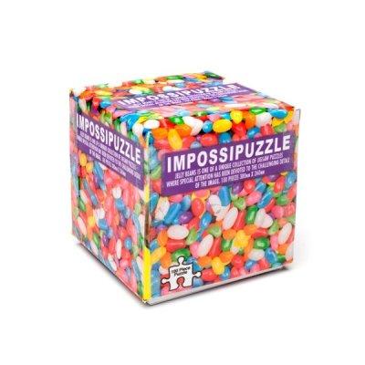 Nepřekonatelné puzzle - Želé bonbony