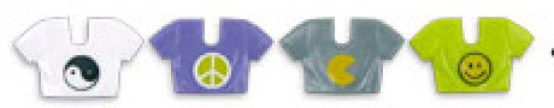 Tričko na klíče - Retro Icons