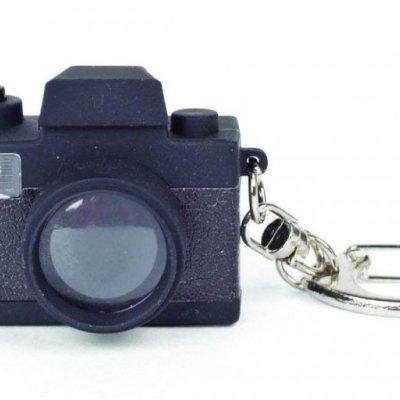 LED klíčenka fotoaparát