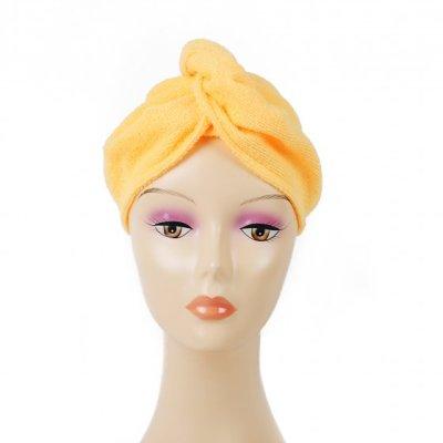Magický ručník na vlasy - Oranžová