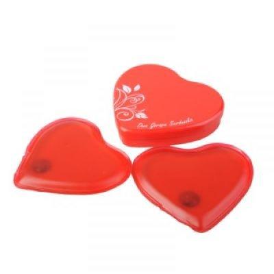 Dvoje srdce pro zahřátí