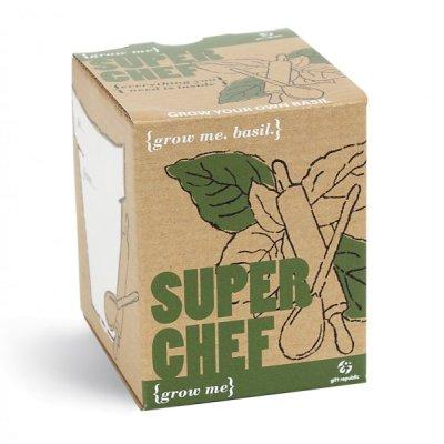 Grow me: Super kuchař