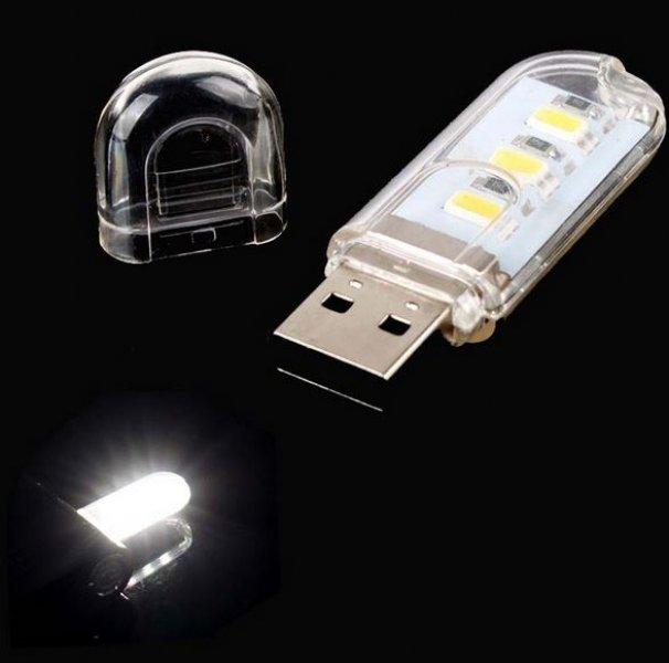 USB světlo
