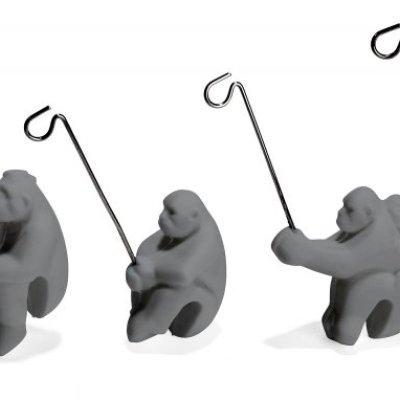 Čajová držátka - opičky
