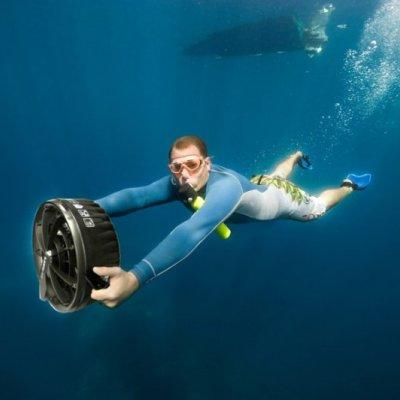 Podvodní skútr Bladefish 7000 Turbo