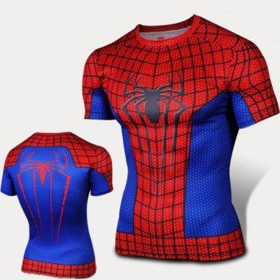 Sportovní tričko - Spiderman - Velikost - S