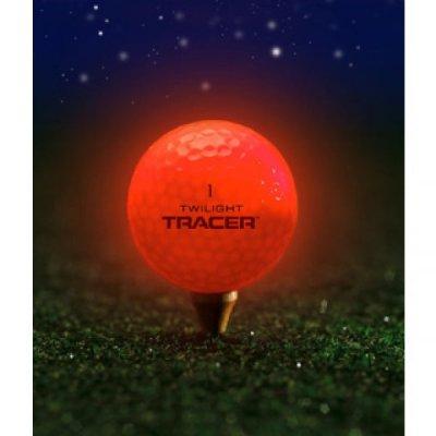 Svítící golfový míček
