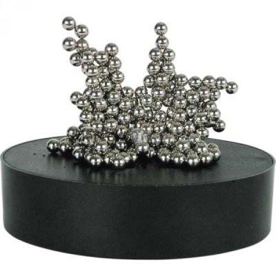 Magnetická socha - Kuličky