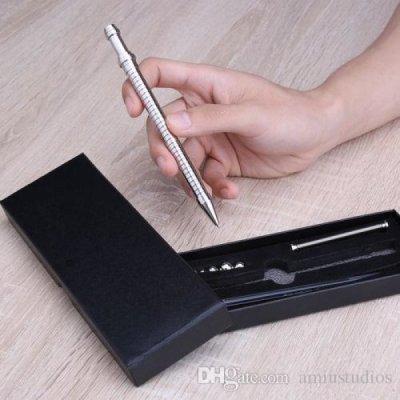 Antistresové pružinové pero