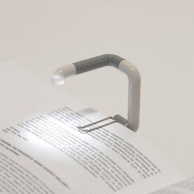 Lampička na knihu - mini trubka