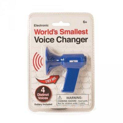 Megafon-Malý-měnič hlasu