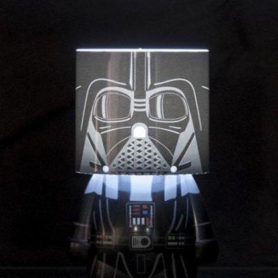 Darth Vader LED lampička