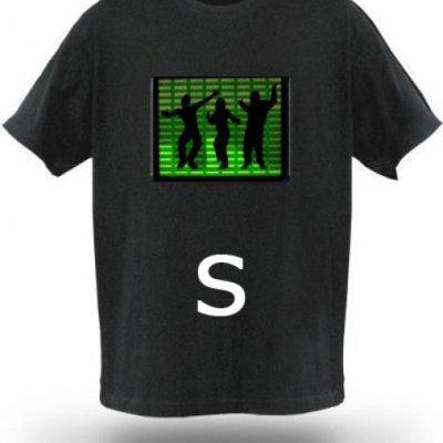 Tričko s ekvalizérem - Model C - Velikost S