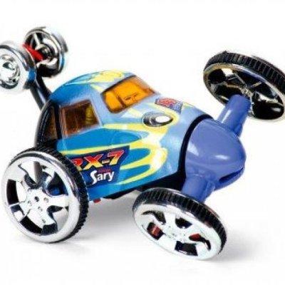 Kaskadérské autíčko Spinster