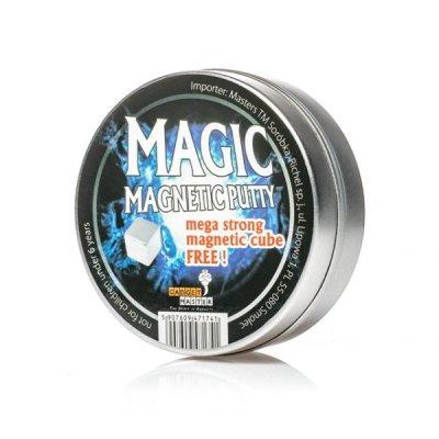 Inteligentní magnetická plastelína