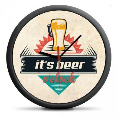 Hodiny pro milovníky piva