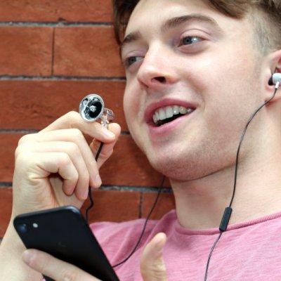 Mini megafon