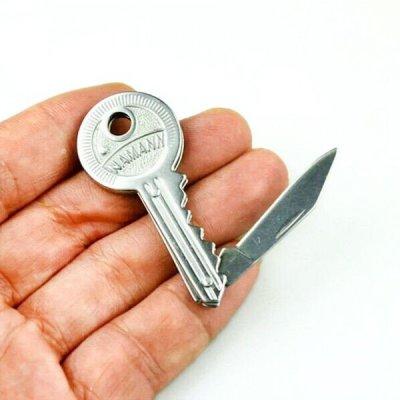 Kapesní nůž - klíč