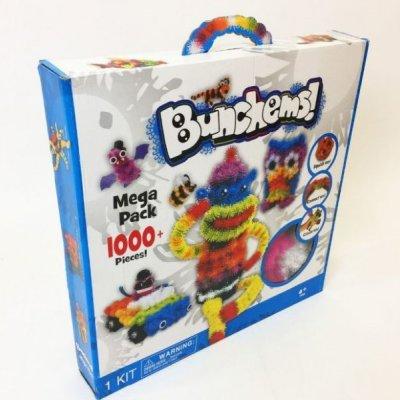 BUNCHEMS jumbo balení 1000 ks