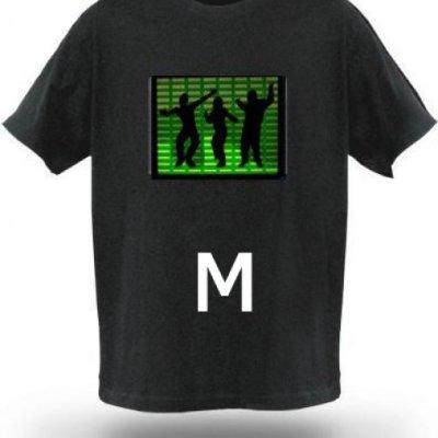 Tričko s ekvalizérem - Model C - Velikost M