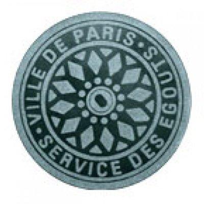 Kanálová rohožka - Paříž