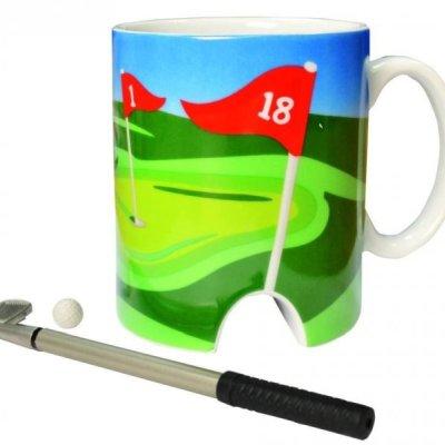 Sportovní hrnek - golf