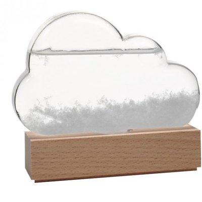 Designová stanice pro předpověď počasí - mrak