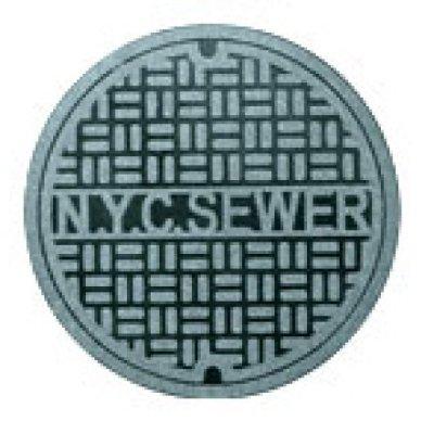Kanálová rohožka - New York
