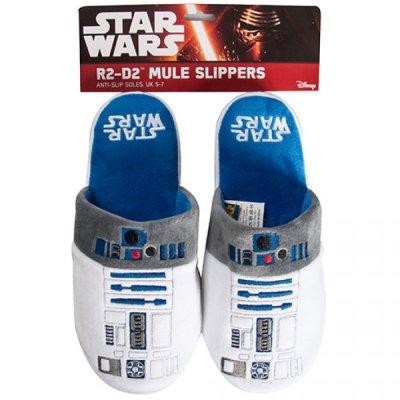 Bačkory Star Wars - R2-D2 - Velké (EU 42-45)