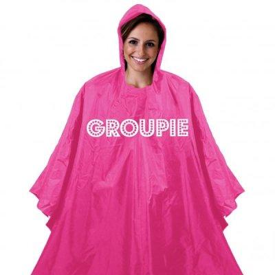 Pláštěnka-Groupie
