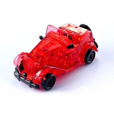 Krystal Puzzle-Auto - červená