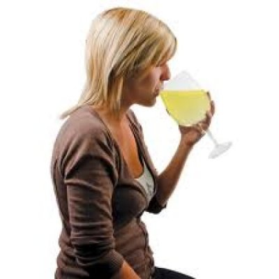 Obří sklenice na víno