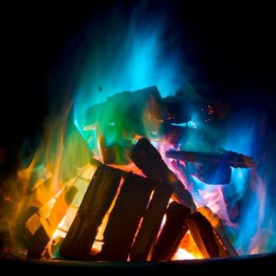Mystický oheň